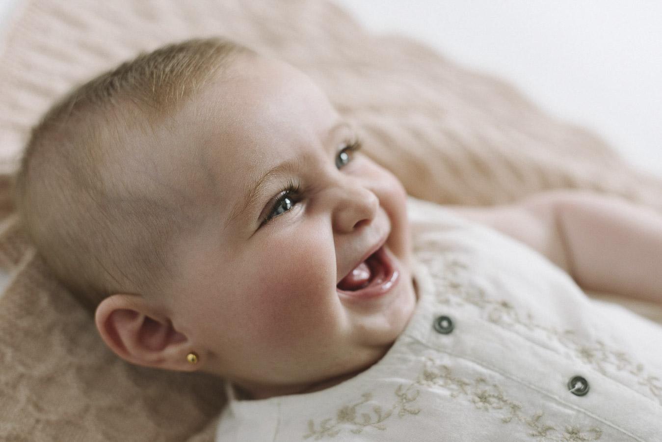 Las sesiones de fotos de bebés. 4