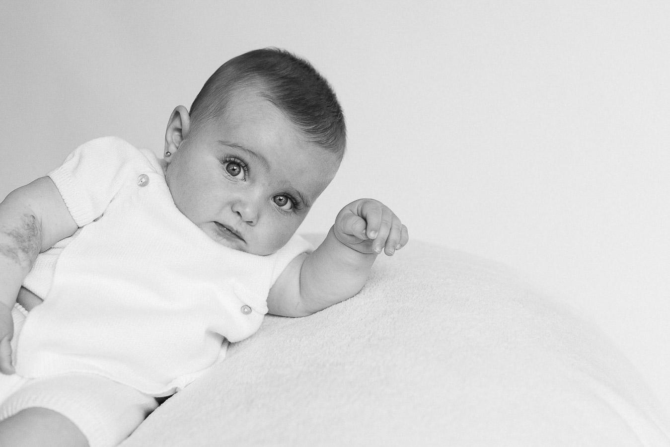 Las sesiones de fotos de bebés. 2