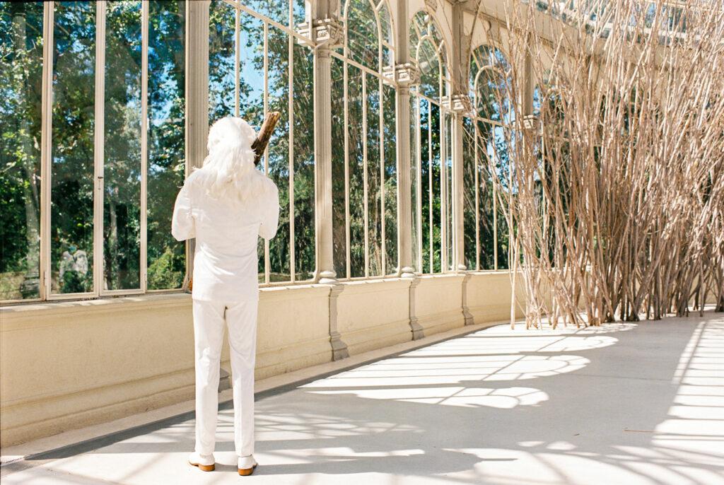 Mi paseo por el Palacio de Cristal del Retiro con un solo carrete. 3